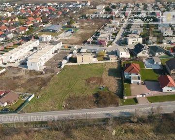 SLOVAK INVEST - Na predaj pozemok o výmere 1458m2, Chorvátsky Grob časť Čierna Voda