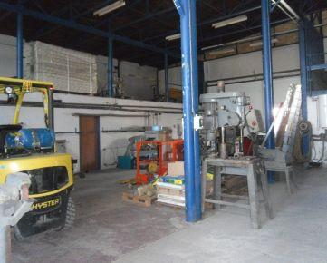 Na prenájom skladové/výrobné priestory, kancelárie/zázemie, Košice Južná Trieda