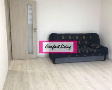 COMFORT LIVING ponúka - Zrekonštruovaný 2 izbový byt v zateplenom dome, nový výťah, nové stúpačky, nové rozvody