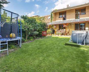 HERRYS, Predaj priestranného rodinného domu so záhradkou v obľúbenej mestskej časti - Trnávka