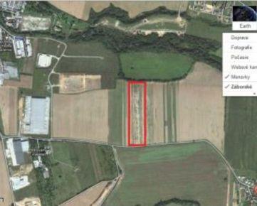 GARANT REAL - predaj pozemok na priemyselné účely 45000 m2 s možnosťou delenia, Záborské, okr. Prešov