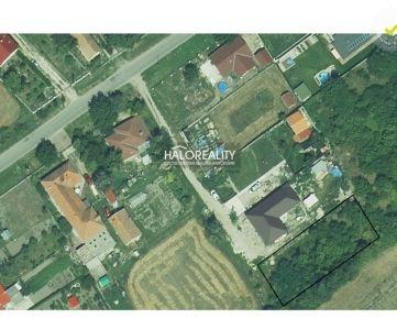 HALO REALITY - Predaj, pozemok pre rodinný dom 850 m2 Blahová