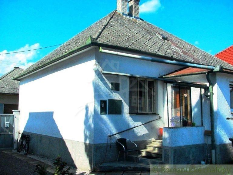 Rodinný dom 83m2, pôvodný stav
