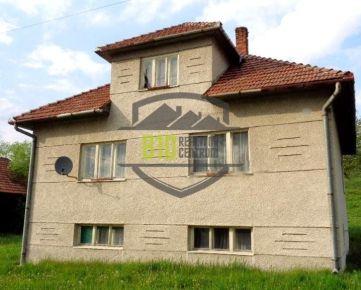 Odporúčam..rodinný dom v Korytárkach v úžasnej lokalite..