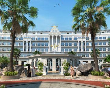 Kúpte si apartmán v Dubaji za 200 tis. € a za 5 rokov máte 80 tis. € vrátených. Vincitore Bennesere