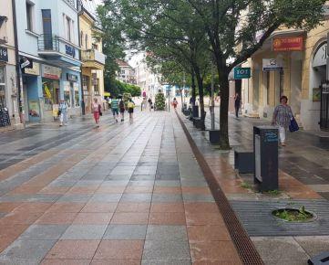 ID 2519   Prenájom: obchodno – prevádzkový priestor na najrušnejšej ulici v meste