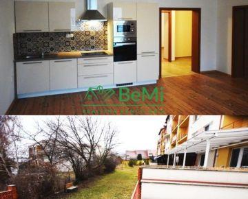 REZERVOVANÉ Predaj 4i byt + veľká terasa Jelenecká Nitra - Zobor 155-114-MIG