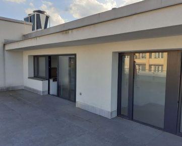 CENTRUM - NOVOSTAVBA 3 izb. bytu s TERASOU 99 m2!!!