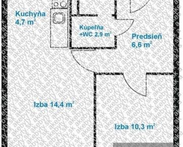 1,5-izbový pražský byt na predaj, Michalovská ulica