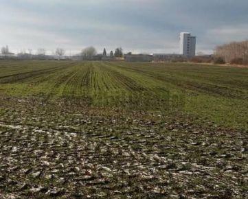 EXKLUZÍVNE u nás pozemok v priemyselnej zóne Trnava