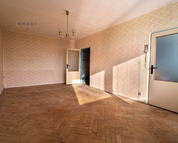 SMART - 1 izb. byt s vynikajúcou rozlohou v super lokalite
