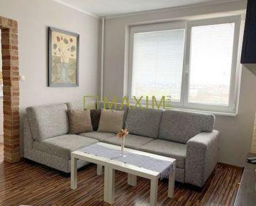 1- izbový byt na ulici A.  Kubinu