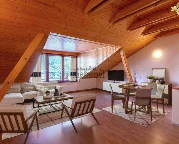 6i byt s úžitkovou plochou  313 m2 na Kramároch