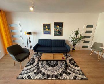Na prenájom 2 izbový byt v novostavbe BYTY DUO s vlastným parkovaním