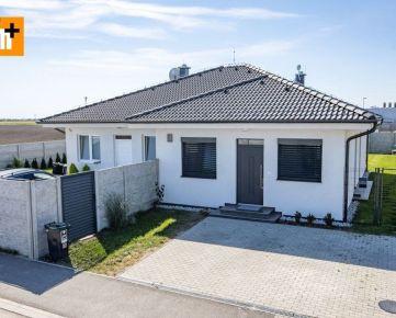 Reality holding+ ponúka Miloslavov ***ZP: 93m2, PP: 229m2*** na predaj rodinný dom - TOP ponuka