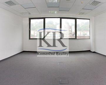 25 m2 - kancelária na prenájom, klimatizácia, Trenčín-centrum