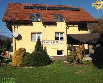 Predaj: rodinný dom na dolnej Orave-Párnica