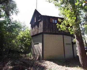 Na predaj chatka 26 m2 v rekreačnej oblasti Komoča, Nové Zámky. CENA: 16 200,00 EUR