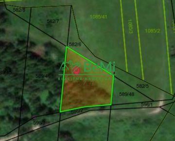 BeMi reality ponúka 2 pozemky na predaj Lúčka- Lipany (004-14-MAK)