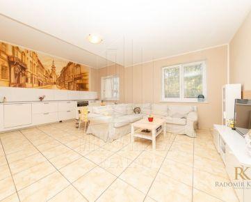 5 izbový byt v novostavbe na ulici Šustekova