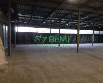 BeMi reality ponúka na prenájom skladové priestory v Prešove  (013-26-MAK)