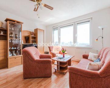 1-izbový byt Petržalka Krásnohorská