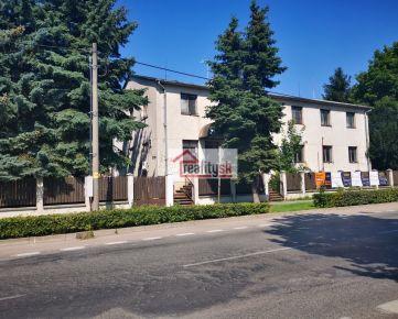 Ubytovacie, kancelárske, parkovacie a obchodné priestory TRNAVA