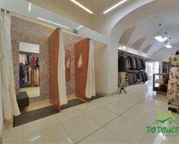 Obchodný priestor v Banskej Bystrici - Dolná ul.  PRENÁJOM
