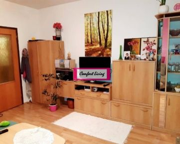 COMFORT LIVING ponúka - Zrekonštruovaný 1 izbový byt v zateplenom dome, pivnica priamo na poschodí