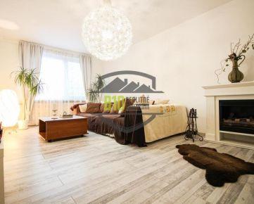 OBHLIADKA MOŽNÁ - ZARIADENÝ veľkometrážny 2 izbový byt  s balkónom - Chrenová