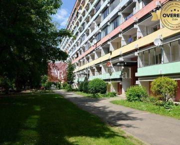 KÚPA: 1-izbový byt s balkónom po rekonštrukcii, Vlčince - ul.Nanterská