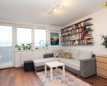 GRAHAMS - PREDAJ, 1-izbový byt, novostavba, Rustaveliho,  Rača