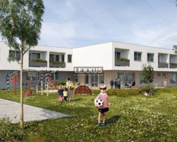 LEXXUS-PREDAJ, krásne priestranné 2-i.byty v novostavbe, Hrubá Borša