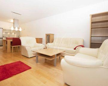 Krásny slnečný 3i byt na prenájom v Bratislave s výhľadom na Dunaj