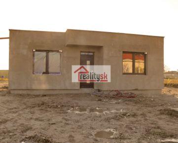 Novostavba rodinného domu v obci Kvetoslavov, lokalita Nová Tulipa, 4i , úžitková plocha 104 m2, pozemok 622 m2