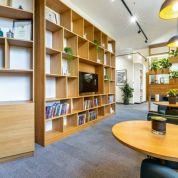 Kancelárie, administratívne priestory 168m2, kompletná rekonštrukcia