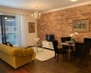 Na prenájom - Luxusný štýlový byt v NOVOSTAVBE bytového domu Rezidencia Park Košice s parkovaním