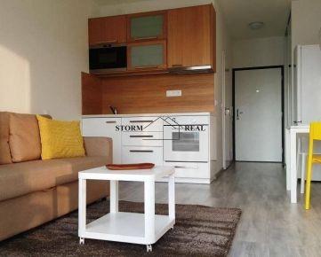Prenájom kompletne zariadeného 1 izb. bytu Slnečnice Viladomy