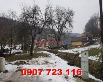 Na predaj stavebný pozemok pri Banskej Bystrici - Vlkanová - EXKLUZÍVNE