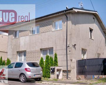 360° prehliadka! Veľký dvojgeneračný dom s 2 bytovými jednotkami, 8 árový pozemok