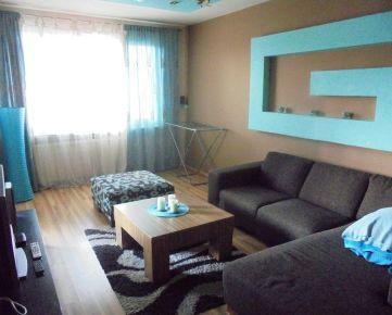 OSLOBODITEĹOV - 3-i byt 75 m2, priestranná LOGGIA, rekonštrukcia....