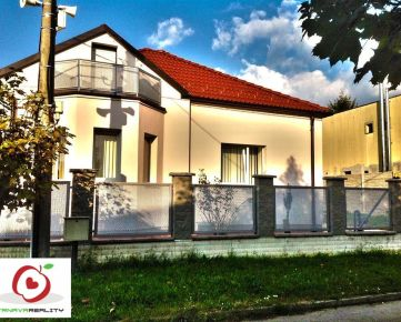 Ponúkam na dlhodobý prenájom 4 izbový rodinný dom ( 150 m2 ) v tichej oblasti Lamača