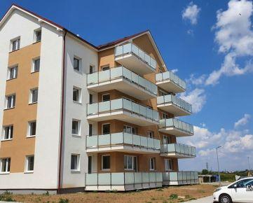 Posledný 1-izb. byt s nadštandardným balkónom o výmere 16,2 m2 v byt. dome D6