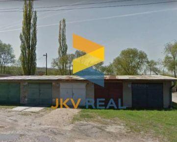 JKV REAL | Predáme garáž v Novákoch (24m2) - Lehotská ulica
