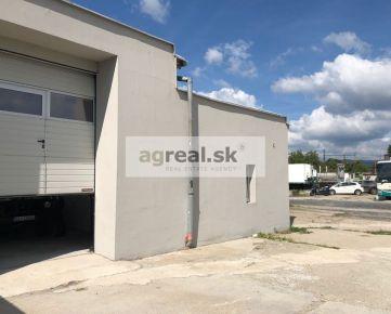 Autodielňa, STK, výrobný priestor 200 m2 so sociálnym zariadením a odstavnou plochou, Trnávka, Rožňavská ulica