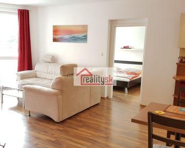 Začiatok Petržalky - 2 izbový byt blízko centra v novostavbe - BEZ provízie