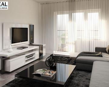 NA PREDAJ: NOVOSTAVBA krásneho 3 izbového bytu  blízko centra mesta s balkónom- ONE CENTRUM!