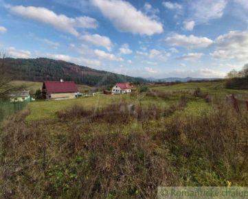 Stavebný pozemok v prírodnom prostredí s výhľadom v Púchove - Keblie