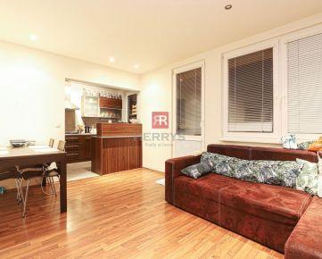 HERRYS - Na prenájom kompletne zrekonštruovaný 3 izbový byt v Rači