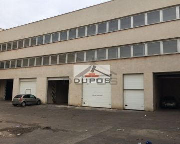 DUPOS - Garáž o rozlohe 47 m2 na prenájom,  Starohájska ul., Trnava